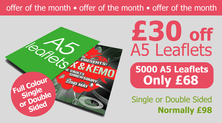 Offer of the month