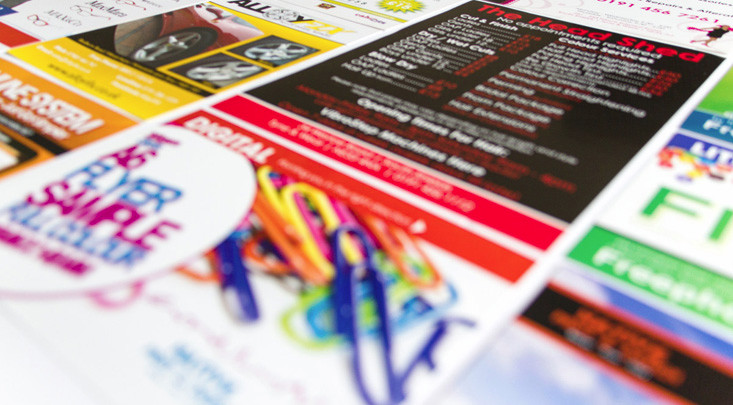 Printing in cardiff your one stop print design shop leaflets reheart Image collections