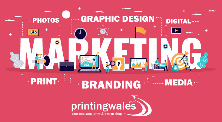 Marketing, Design & Print Services