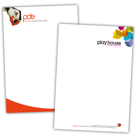 Letterheads printing solutions in cardiff letterheads altavistaventures Images
