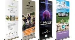 roll pop up banners