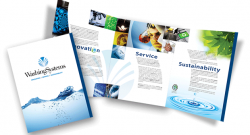 Colour Brochures and Booklet Printing in Cardiff
