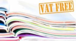 vat free printing