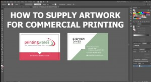 how to supply artwork for printing