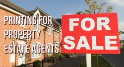 printing for property estate agents