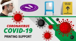 Covid-19 Coronavirus Printing Support