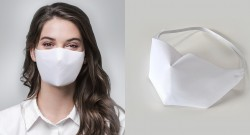 Fabric Protective Face Mask