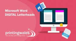 Microsoft Word Digital Letterheads