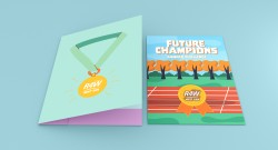 Presentation Folders and Booklet Inserts