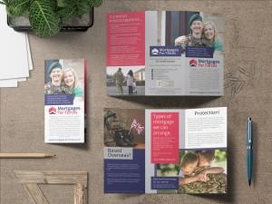 We Design & Print Brochures